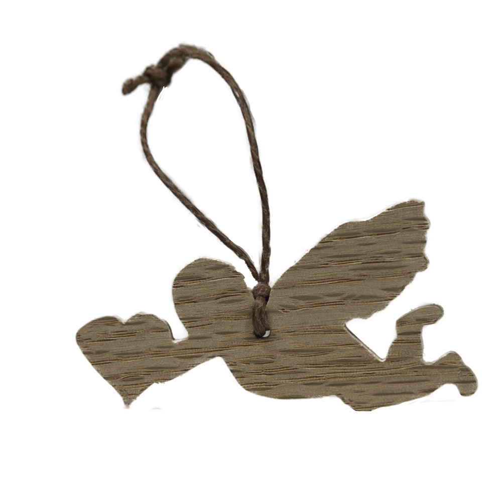 cupid gift tag for valentines day gift