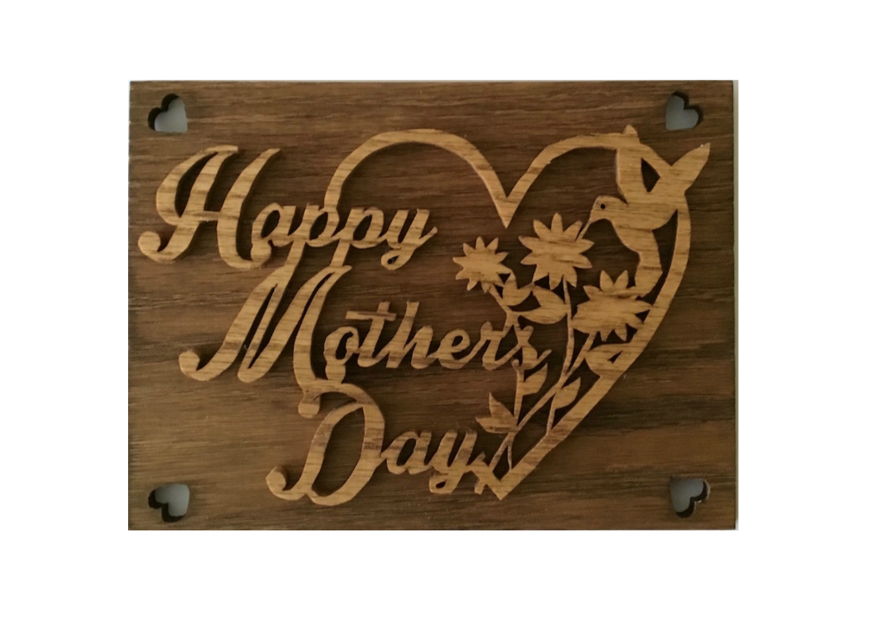 happy mothers day wall art